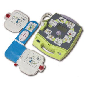AED and pads