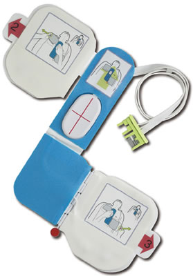 AED-pads